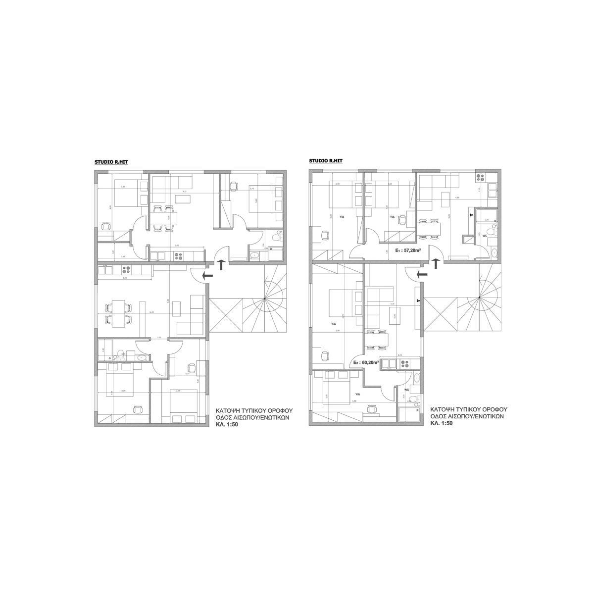Αρχιτεκτονική μελέτη 01