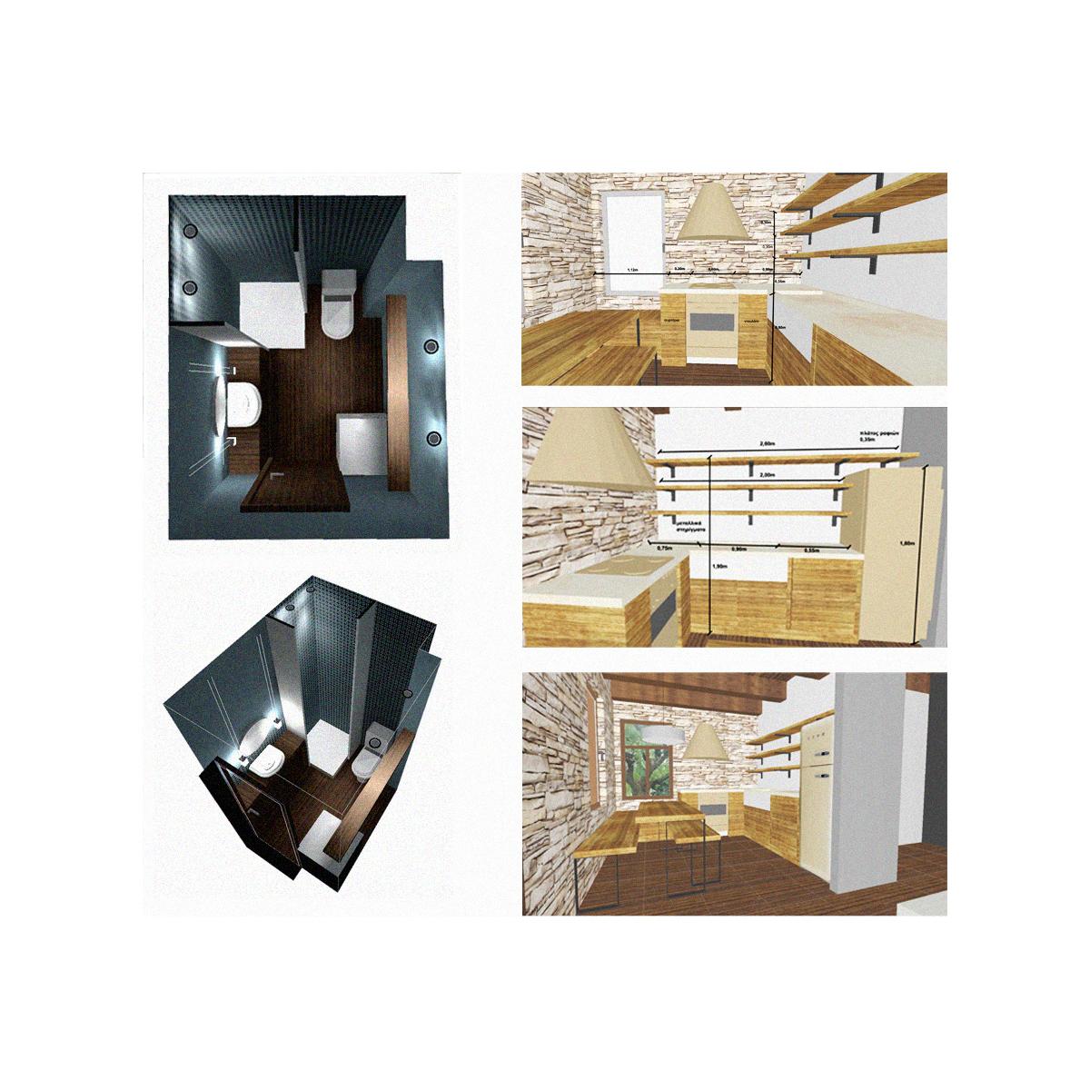 Αρχιτεκτονική μελέτη 3
